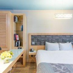Отель TRYP By Wyndham Times Square South 4* Стандартный семейный номер с двуспальной кроватью