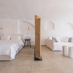 Отель Santorini Secret Suites & Spa 5* Люкс Absolute с различными типами кроватей фото 5