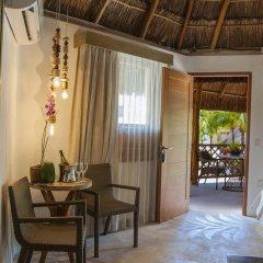 Отель Mahekal Beach Resort 4* Номер Oceanfront с разными типами кроватей фото 16