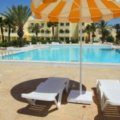 Отель Hôtel Venice Beach Djerba Тунис, Мидун - отзывы, цены и фото номеров - забронировать отель Hôtel Venice Beach Djerba онлайн бассейн фото 3