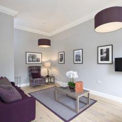 Апартаменты Destiny Scotland - George IV Apartments комната для гостей фото 16