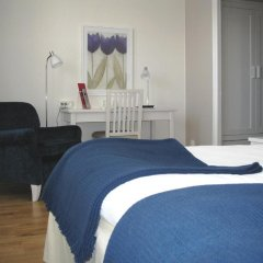 Отель TEGNERLUNDEN 3* Номер Double фото 3