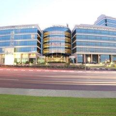 Отель Millennium Dubai Airport ОАЭ, Дубай - 3 отзыва об отеле, цены и фото номеров - забронировать отель Millennium Dubai Airport онлайн вид на фасад фото 7