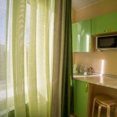 Гостиница Теремок Московский Стандартный номер с двуспальной кроватью фото 27