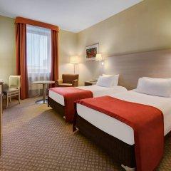 Гостиница Холидей Инн Москва Лесная комната для гостей