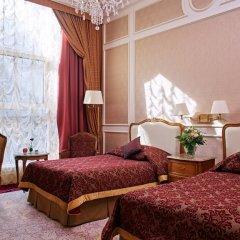 Grand Hotel Wien 5* Улучшенный номер с различными типами кроватей фото 3