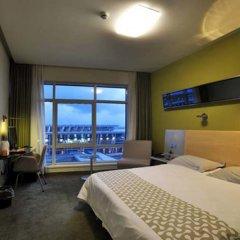 Отель Dazhong Airport (South Building) комната для гостей фото 7