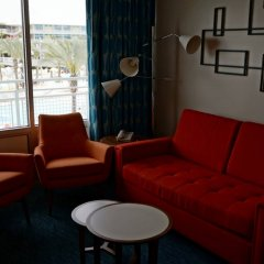 Отель Universals Cabana Bay Beach Resort комната для гостей фото 2