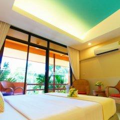 Отель Peace Resort Pattaya комната для гостей фото 3