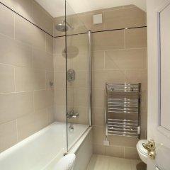 Отель LANGORF Лондон ванная