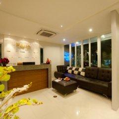Отель Rama Kata Beach Hotel Таиланд, Пхукет - отзывы, цены и фото номеров - забронировать отель Rama Kata Beach Hotel онлайн интерьер отеля