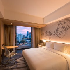 Отель Hilton Garden Inn Singapore Serangoon комната для гостей фото 5