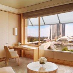 Отель The Ritz-Carlton, Millenia Singapore 5* Люкс Premier с различными типами кроватей