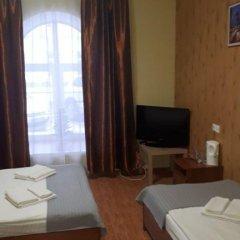 Гостиница Мегаполис Стандартный номер с различными типами кроватей фото 7