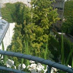 Отель 52 Clichy B&B Париж балкон