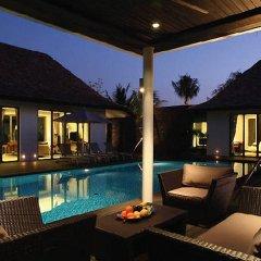 Отель Anchan Villas бассейн фото 3