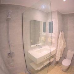 Elea Beach Hotel ванная фото 2