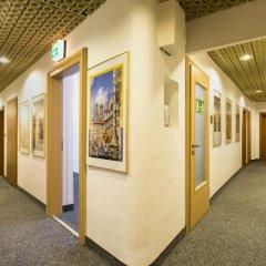 Отель Minotel Brack Garni Мюнхен интерьер отеля фото 4