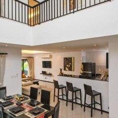 Отель Naya Residence by TROPICLOOK 4* Вилла Делюкс с различными типами кроватей фото 10