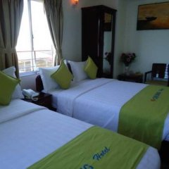 Golden Lotus Hotel комната для гостей фото 2