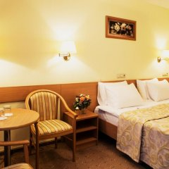 Гостиница Измайлово Бета 3* Номер Бизнес с различными типами кроватей фото 5