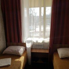 Хостел Хабаровск B&B Кровать в общем номере с двухъярусной кроватью фото 8