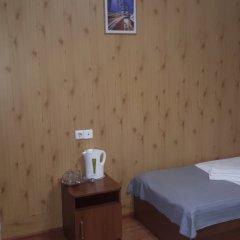 Гостиница Мегаполис Стандартный номер с различными типами кроватей фото 15