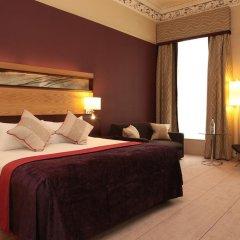 Отель Hilton Edinburgh Grosvenor 4* Номер Делюкс с различными типами кроватей фото 4