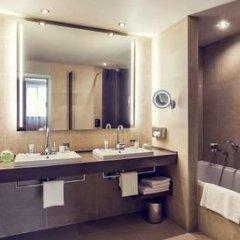 Гостиница Mercure Тюмень Центр 4* Люкс двуспальная кровать фото 3