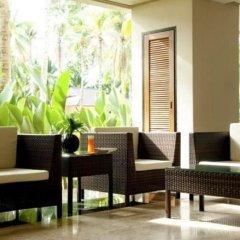 Отель Samthong Resort питание