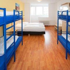 Отель a&o Prag Metro Strizkov 3* Стандартный номер с двуспальной кроватью фото 8