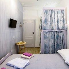 Гостиница Хостелы Рус на Пречистенке Стандартный семейный номер с разными типами кроватей фото 3