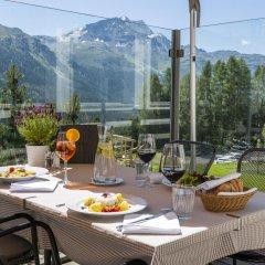 Отель Randolins Familienresort Швейцария, Санкт-Мориц - отзывы, цены и фото номеров - забронировать отель Randolins Familienresort онлайн помещение для мероприятий фото 2