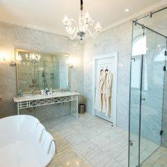 Гостиница Новомосковская ванная фото 8