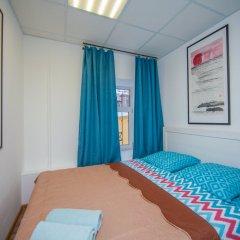 Мини-отель Hi Loft Люкс с различными типами кроватей фото 8
