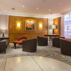 Отель Etats-Unis Opera Париж гостиничный бар