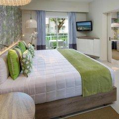 Отель Grand Sirenis Punta Cana Resort Casino & Aquagames 4* Семейный люкс с различными типами кроватей