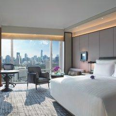 Отель Conrad Bangkok комната для гостей