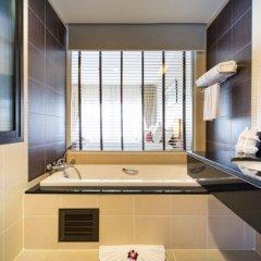 Отель Deevana Plaza Phuket 4* Студия с различными типами кроватей фото 4