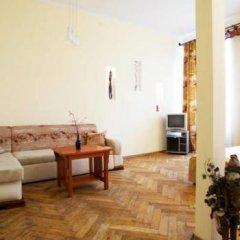 Апартаменты Ратуша Львов комната для гостей фото 2