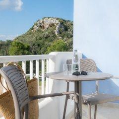 Отель Paradis Blau Испания, Кала-эн-Портер - отзывы, цены и фото номеров - забронировать отель Paradis Blau онлайн балкон