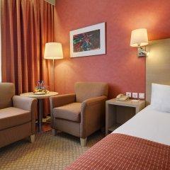 Гостиница Холидей Инн Москва Лесная 4* Представительский номер с различными типами кроватей фото 3