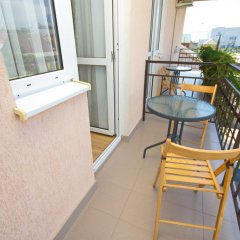 Гостиница Аристократ балкон