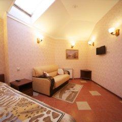 Гостиница Роза Ветров 4* Семейный люкс с двуспальной кроватью фото 2