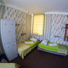 Хостел Хабаровск B&B Кровать в общем номере с двухъярусной кроватью фото 3