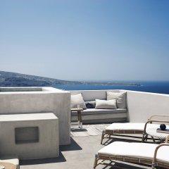 Отель Santo Maris Oia, Luxury Suites & Spa 5* Полулюкс с различными типами кроватей фото 12