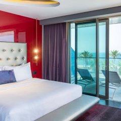 Отель W Dubai The Palm Люкс Cool сorner фото 3