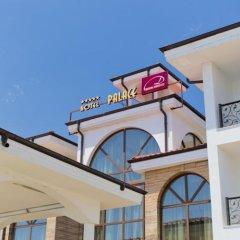 Отель Palace Marina Dinevi Болгария, Свети Влас - отзывы, цены и фото номеров - забронировать отель Palace Marina Dinevi онлайн вид на фасад фото 2