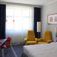 Гостиница Парк Инн от Рэдиссон Роза Хутор (Park Inn by Radisson Rosa Khutor) 4* Стандартный семейный номер с разными типами кроватей фото 2