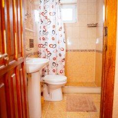 Гостиница Каштан Стандартный номер разные типы кроватей фото 21